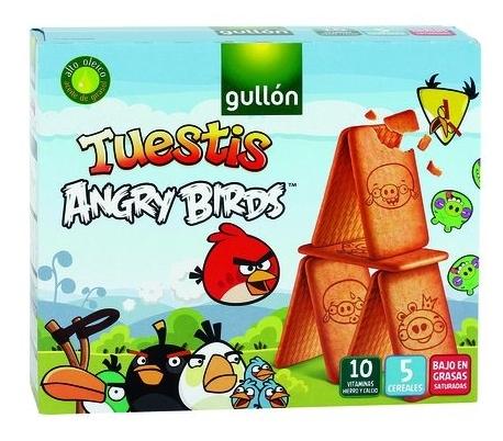 GALLETAS ANGRY BIRDS GALL.TUESTIS 600 GR.