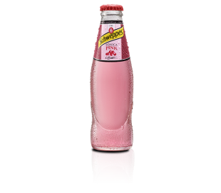 TONICA PINK, BOTELLA SCHWEPPES 250 ML.
