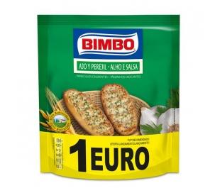 PANECILLOS TOSTADOS AJO Y PEREJIL BIMBO 160 GR.
