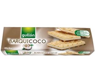 GALLETAS BARQUILlO COCO GULLON 150 GR.