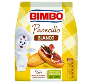 PANECILLOS TOSTADOS NAT.100% TRADICIONAL BIMBO 234 GR.