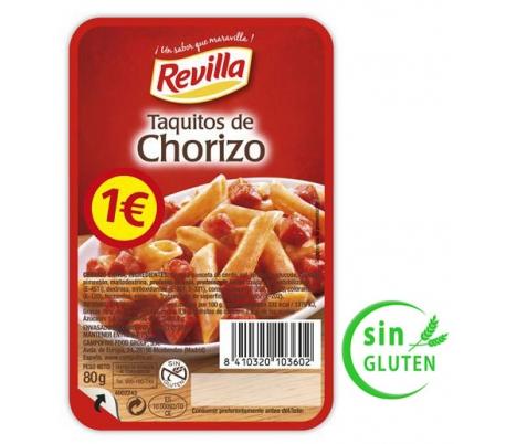 chorizo-taquitos-revilla-80-grs