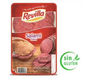 SALAMI EXTRA REVILLA 80 GR.