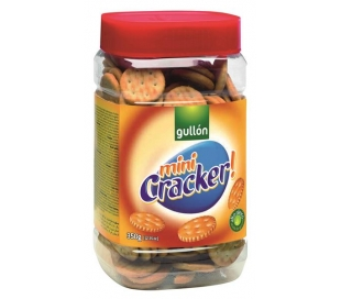 GALLETAS CRACKER SALADAS GULLON 250 GR.
