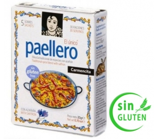 PAELLERO SOBRES CARMENCITA 20 GRS.