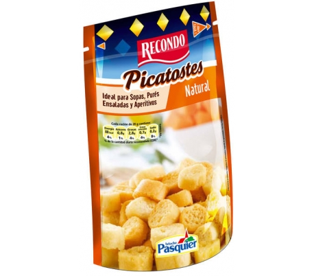 PICATOSTES NATURAL RECONDO 80 GR.