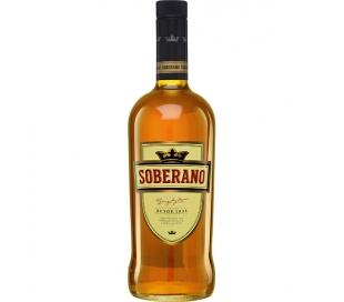 BRANDY SOBERANO 1L.