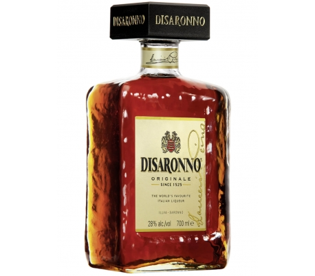 LICOR AMARETTO DISARONNO 700 ML.