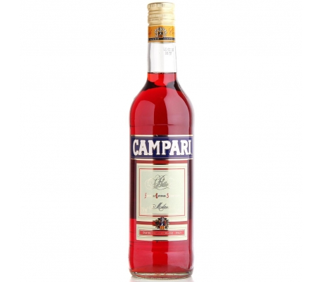 LICOR APERITIVO CAMPARY 1000 ML.