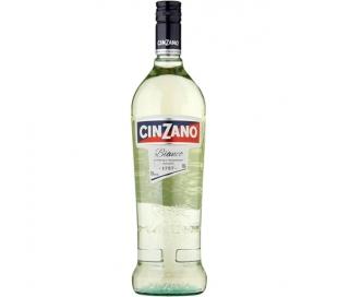 VERMOUTH BIANCO CINZANO 1 L.