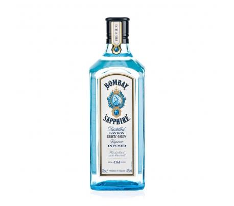GINEBRA SAPPHIRE BOMBAY 70 CL.