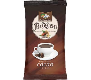 CHOCOLATE BOXCAO CANDELARIA 250 GR.
