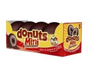 DONUTS MINI BOMBON DONUTS PACK 5 UN.