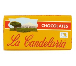 CHOCOLATE AMARILLO CANDELARIA 200 GR.