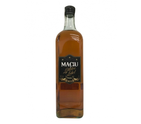 WHISKY GOLDEN LABEL PREMIUM MACIU 1 L.