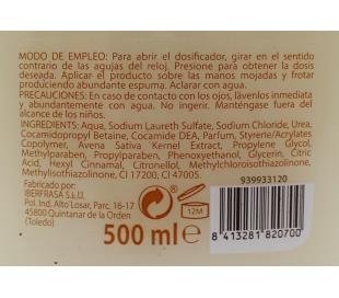 jabon-de-manos-dosificavena-arcon-natura-500-ml
