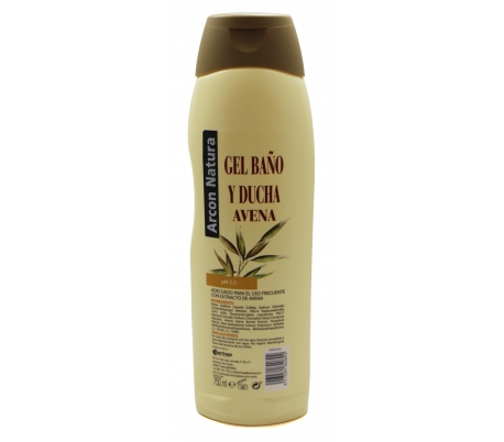 gel-de-bano-avena-arcon-natura-750-ml