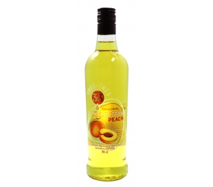 LICOR SIN ALCOHOL MELOCOTON S/ALCOHOL TRES.TRES 70 CL.