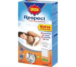 INSECTICIDA ELECTRICO RESPECT ORION 1 RECAMBIO