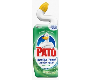 DESINFECTANTE W.C.VERDE PATO 750 ML.