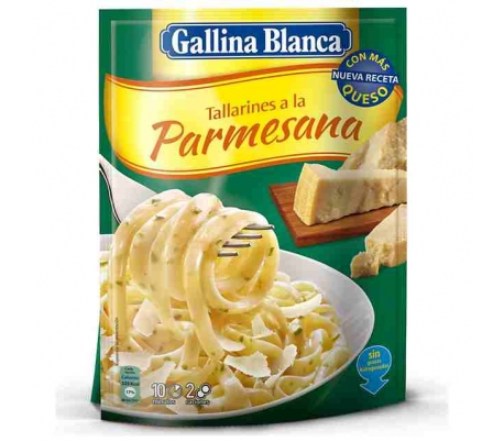 TALLARINES PARMESANO GALLINA BLANCA 143 GR.