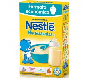 PAPILLA MULTICEREALES NESTLE 500 GRS.