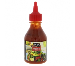 SALSA SRIRACHA HOT CHILLI EXOTIC FOOD 200 ML.