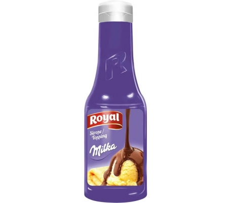SIROPE CHOCOLATE MILKA ROYAL 300 GRS.