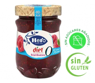 confitura-frambuesa-diet-hero-280-gr