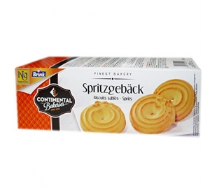 GALLETAS VIENESAS SPRITS CONTINENTAL 400 GRS.
