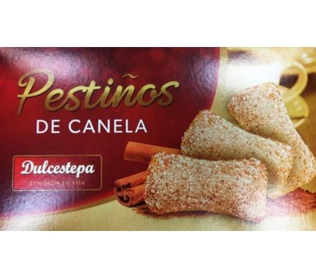 DULCES PESTIÑOS DE CANELA DULCESTEPA 100 GRS.
