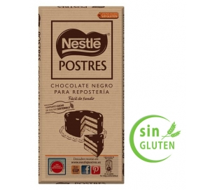 CHOCOLATE POSTRES NESTLE 250 GR.