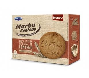 GALLETAS CENTENO MARBU 600 GRS.