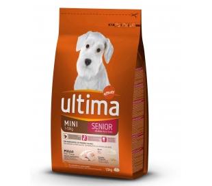 comida-perros-mini-seniorpolloarrozcereal-ultima-1500-grs