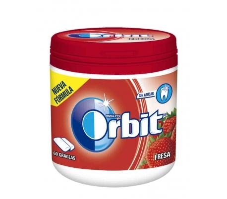 chicle-fresa-bote-orbit-60-grageas-84-grs