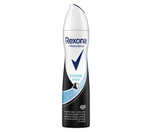 DESODORANTE SPRAY CLEAR AQUA REXONA 200 ML.