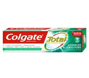 PASTA DENTAL ALIENTO SEGURO COLGATE 75 ML.