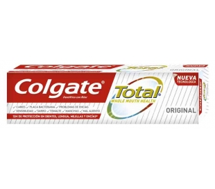 PASTA DENTAL TOTAL COLGATE 75 ML.