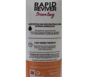mascarilla-dream-long-rapid-reviver-elvive-180-ml
