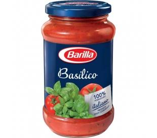 SALSA BASILICO BARILLA 400 GR.