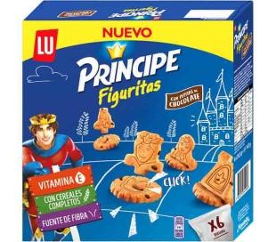 GALLETAS FIGURITAS,C/ PEPITAS CHOCOLATE PRINCIPE 147 GRS.