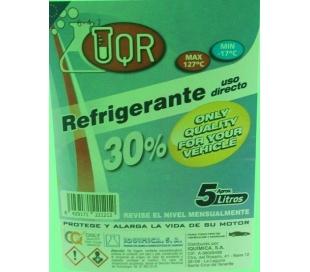 REFRIGERANTE VERDE 30% IQUIMICA 5 LT.