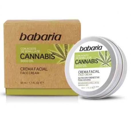 crema-facial-cannabis-babaria-50ml