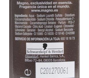 GEL DE BAÑO CLASSIC MAGNO 550 ML.
