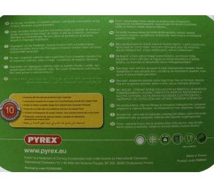 FUENTE PYREX RECT.31x20CM