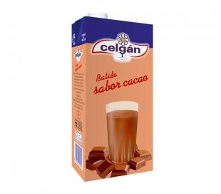 BATIDO DE LECHE CACAO CELGAN 1 L.