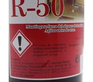 SANITIZANTE NEGRO DESODORIZANTE R-50 1 L.