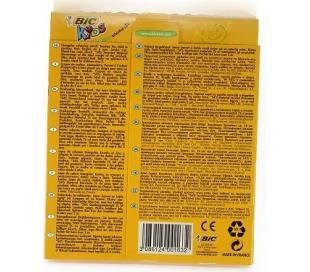 LAPICES DE COLORES EVO/TRI BIC 12 UD.