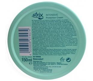CREMA HIDRATANTE PROTECCION ATRIX 150 ML.