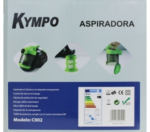 ASPIRADORA KYMPO C002